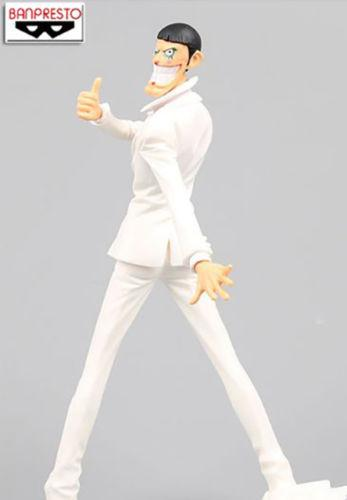 FIGURE ONE PIECE CREATOR X CREATOR MR BON CLAY VESTITO BIANCO BANPRESTO #1